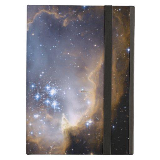 Espacio del cúmulo de estrellas N90 Hubble