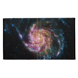 Espacio del espiral de la galaxia del molinillo de