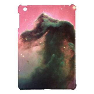 Espacio del rosa de la nebulosa de Horsehead iPad Mini Carcasas