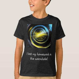 Espacio del wormhole playera