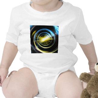 Espacio del wormhole trajes de bebé