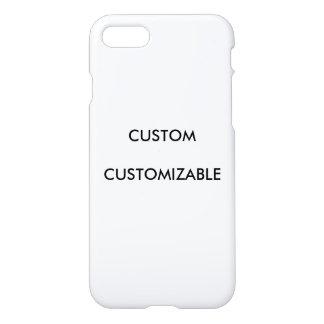 Espacio en blanco adaptable del personalizado del funda para iPhone 7
