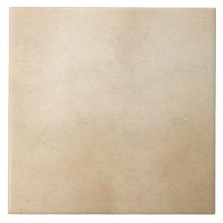 Espacio en blanco antiguo de papel de la plantilla azulejo cuadrado grande