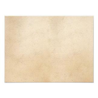 Espacio en blanco antiguo de papel de la plantilla foto