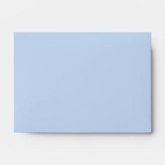 Espacio en blanco de los azules cielos del tamaño sobre
