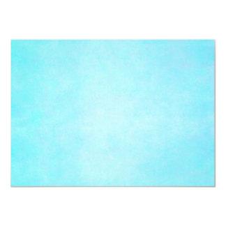 """Espacio en blanco ligero azul de la plantilla de invitación 4.5"""" x 6.25"""""""