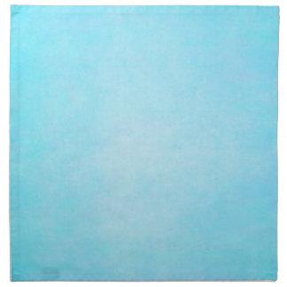 Espacio en blanco ligero azul de la plantilla de l servilleta
