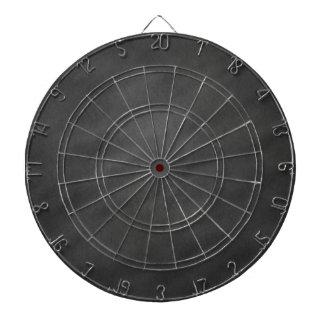 Espacio en blanco negro gris del tablero de tiza