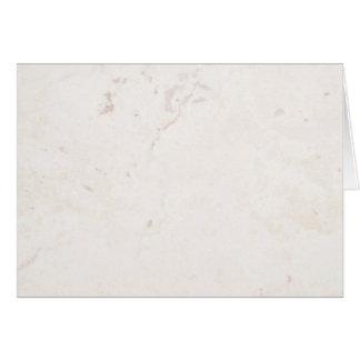 Espacio en blanco neutral de piedra de mármol del tarjetas