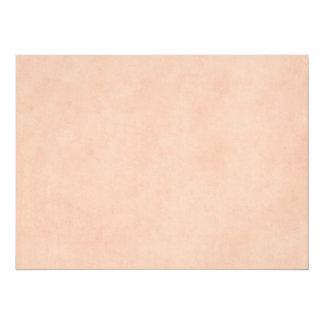 Espacio en blanco polvoriento de la plantilla del invitación 13,9 x 19,0 cm