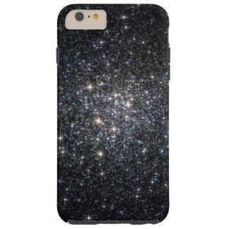 Espacio estrellado de la NASA del cielo del cúmulo Funda Para iPhone 6 Plus Tough