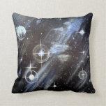 Espacio exterior almohada