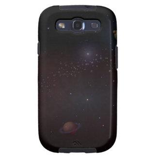 Espacio exterior galaxy s3 fundas