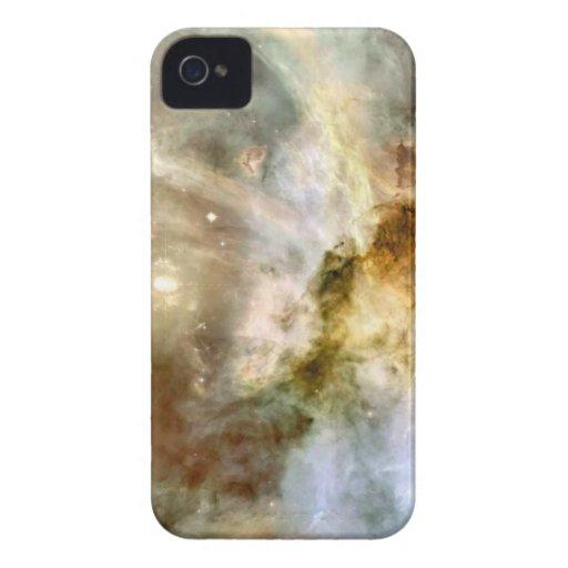 Espacio exterior iPhone 4 cárcasas