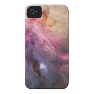 Espacio fresco de las estrellas de la nebulosa de  iPhone 4 cárcasas