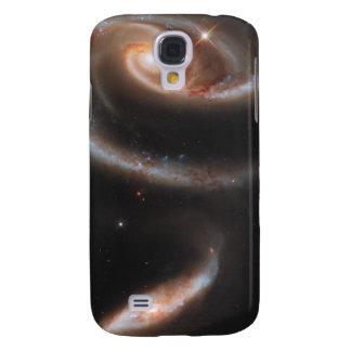 espacio hermoso funda para samsung galaxy s4