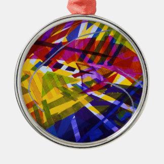 Espacio interno - corrientes abstractas del arco ornato