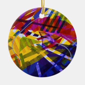 Espacio interno - corrientes abstractas del arco adornos