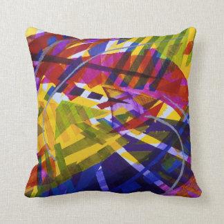 Espacio interno - corrientes abstractas del arco i cojin