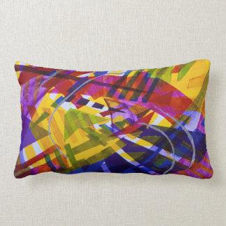 Espacio interno - corrientes abstractas del arco i almohadas