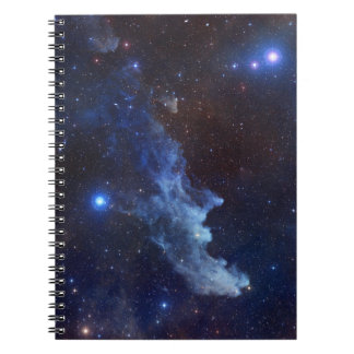 Espacio principal de la NASA de la nebulosa de la  Spiral Notebooks