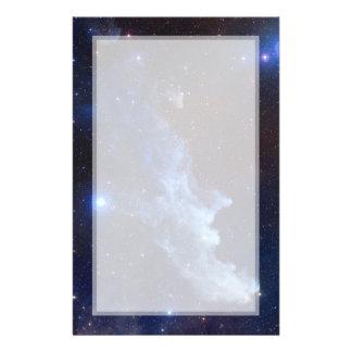 Espacio principal de la NASA de la nebulosa de la Tarjetas Informativas