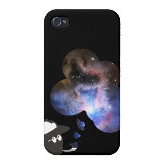 Espacio profundo iPhone 4 coberturas