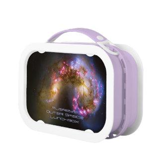 Espacio profundo: Galaxias de las antenas,