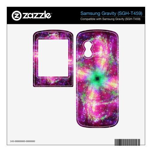 Espacio Samsung Gravity Skin