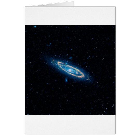 espacio tarjeta de felicitación