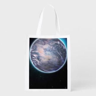 Espacio temático bolsas de la compra