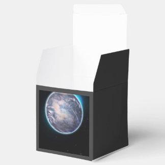 Espacio temático cajas para detalles de boda