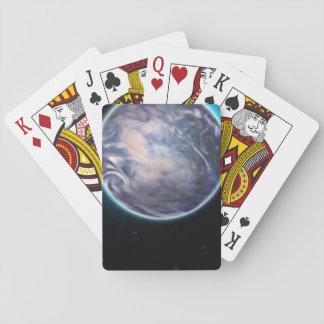 Espacio temático cartas de juego