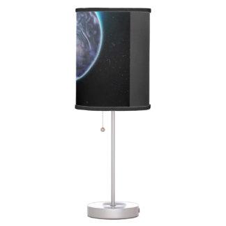 Espacio temático lámpara de mesa