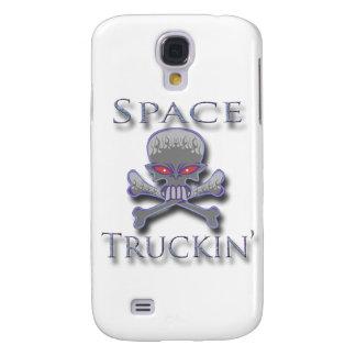Espacio Truckin azul