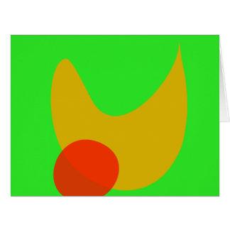Espacio verde felicitacion