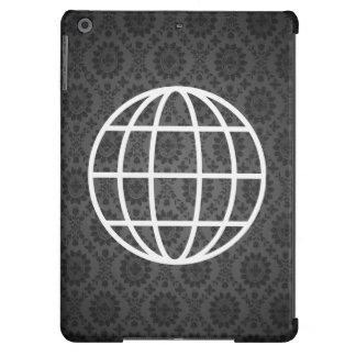 Espacios globales mínimos funda para iPad air