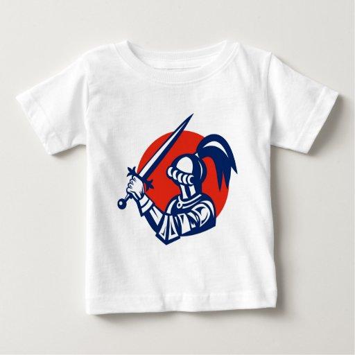 espada brandishing del caballero tshirt
