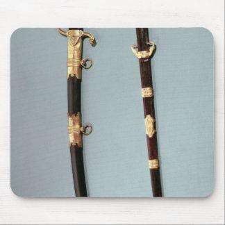 Espada conmemorativa dada por Napoleon Bonaparte Tapetes De Raton