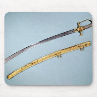 Espada dada a Napoleon I por el Directoire Alfombrilla De Ratón