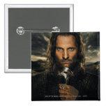Espada de Aragorn abajo Pin