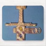 Espada de la coronación de los reyes de Francia Mouse Pad