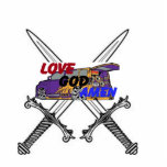 espada de los lovegodamen del perno escultura fotografica