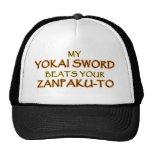 Espada de Yokai contra Zanpak-a los gorras del cam