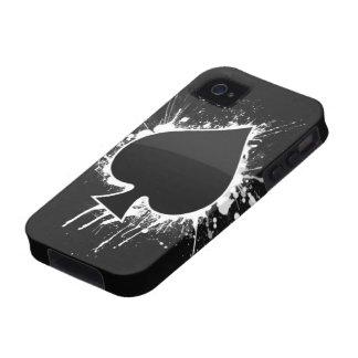 Espada en un compañero del caso duro para Iphone 4 iPhone 4 Fundas