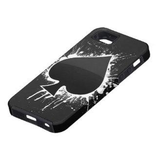 Espada en un compañero del caso duro para Iphone 5 iPhone 5 Case-Mate Carcasas