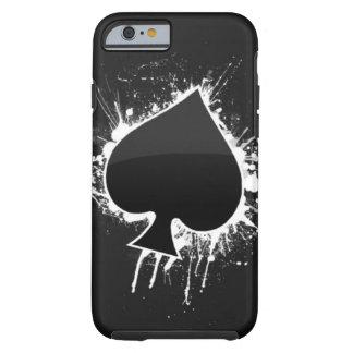 Espada en un duro para el caso del iPhone 6 Funda De iPhone 6 Tough