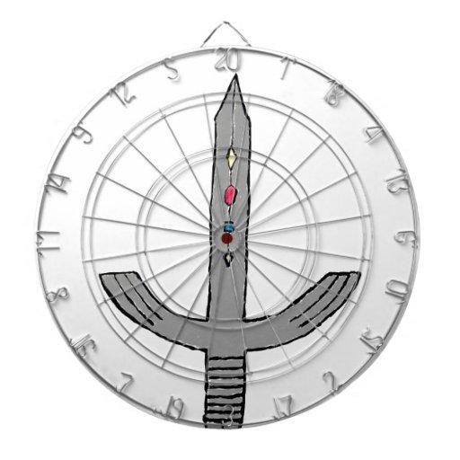Espada Tabla Dardos