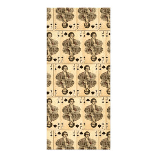 Espadas de Jack del collage de los naipes del Lonas Publicitarias