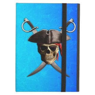 Espadas del cráneo del pirata